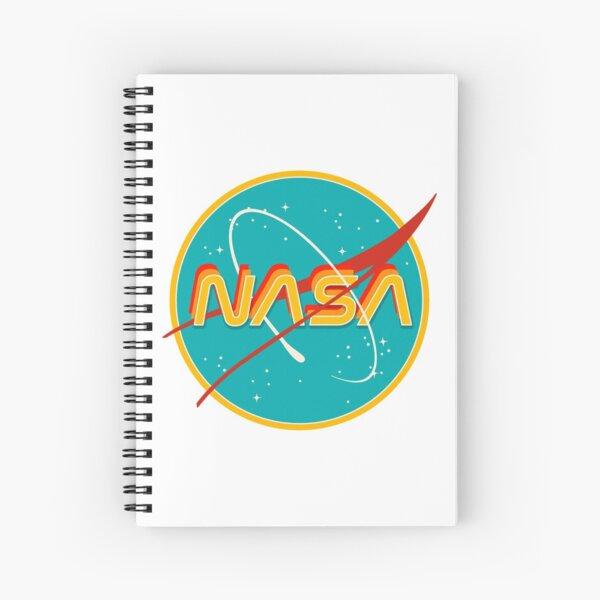 NASA RETRO Cahier à spirale