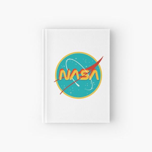 NASA RETRO Hardcover Journal