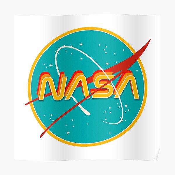 NASA RETRO Poster