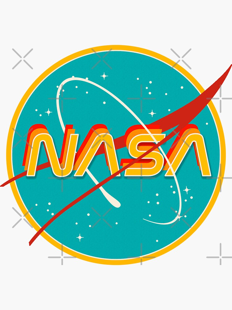 NASA RETRO by r0undincircles