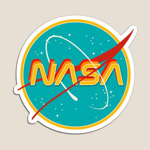 NASA RETRO Magnet