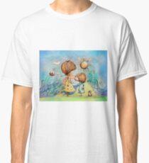 sun and sea Classic T-Shirt