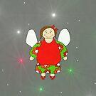 Christmas Angel by Sartoris Art & Photography