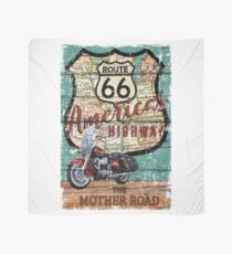America's Highway - US Route 66  Scarf