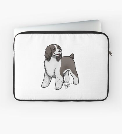 Springer Spaniel Laptop Sleeve