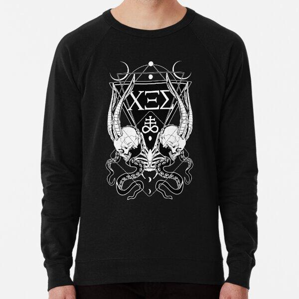 ΧΞΣ (666) the Number of the Beast Lightweight Sweatshirt