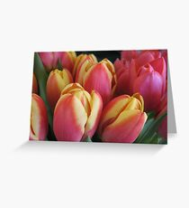 Welcome to the Flower Rock Cafe Greeting Card