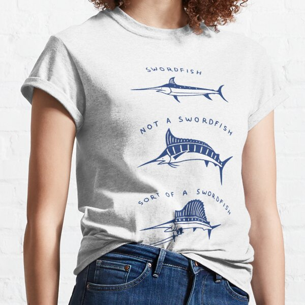 Know Your Swordfish Classic T-Shirt