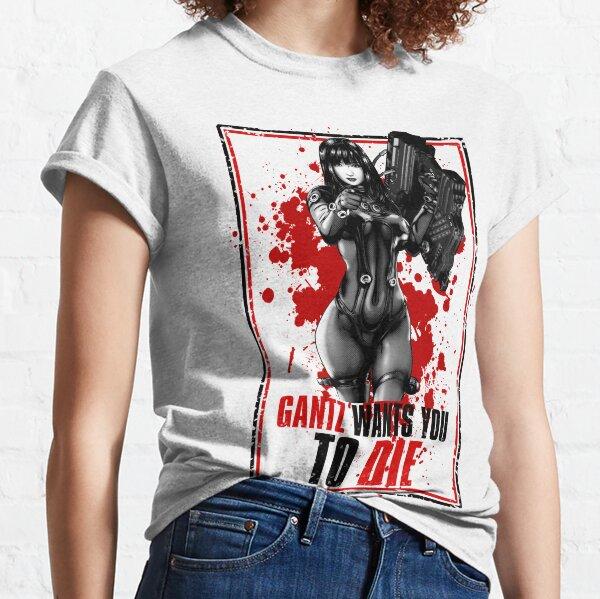 Gantz needs fresh blood Classic T-Shirt