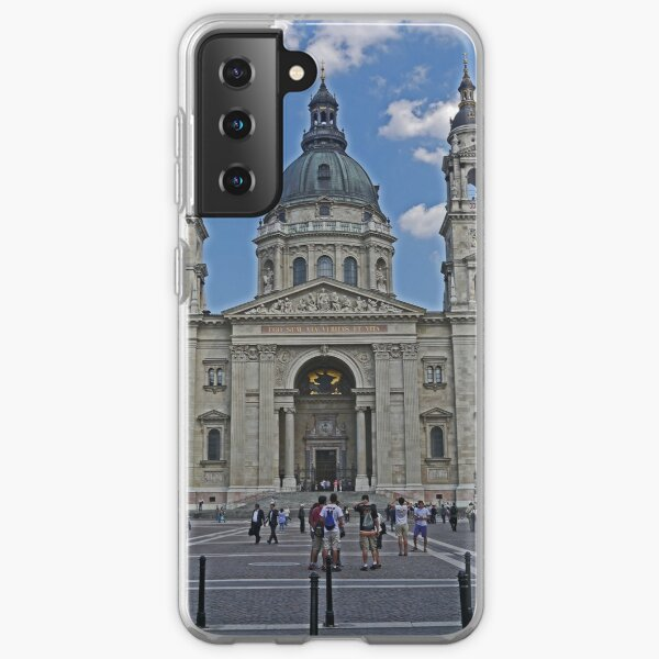 St Stephen's Basilica, Budapest, Hungary Samsung Galaxy Soft Case