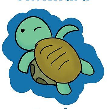 Awkward Turtle  by yuforia