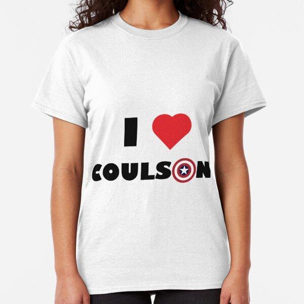 I Heart Coulson Classic T-Shirt