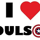 I Heart Coulson by fiveishfangirls