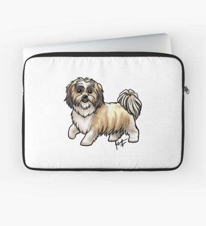 Shih Tsu Laptop Sleeve