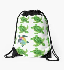 Stand Out Drawstring Bag