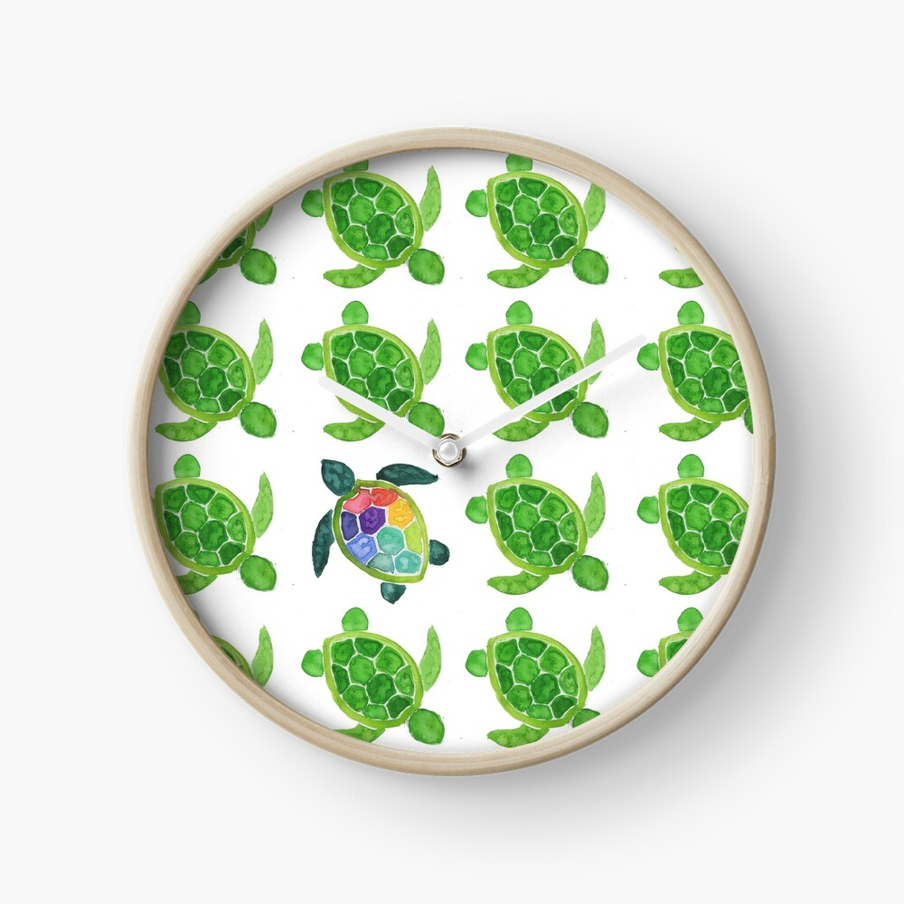 Stand Out Clock