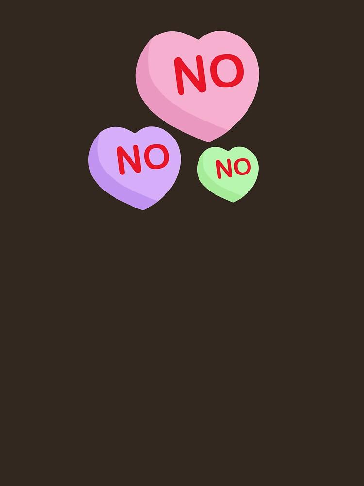Keine Candy Conversation Hearts von DeliriumLina