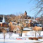 Winter in Galena by Nadya Johnson