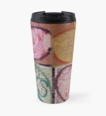 Square Root of 16 Equals Love Travel Mug