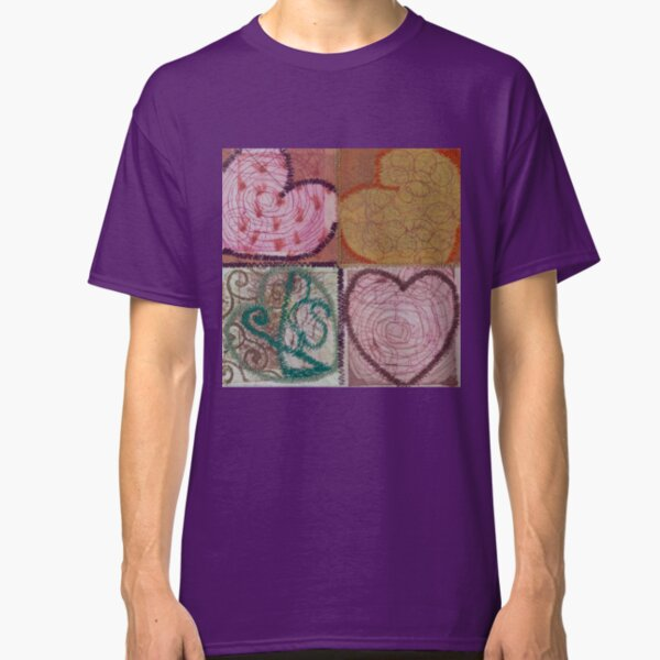 Square Root of 16 Equals Love Classic T-Shirt