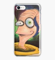 Artsy Fartsy Jim iPhone Case/Skin