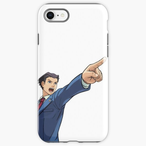 Ace Attorney Iphone Cases Covers Redbubble