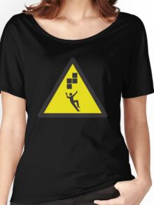 Look Out! Tetris! Women's Relaxed Fit T-Shirt