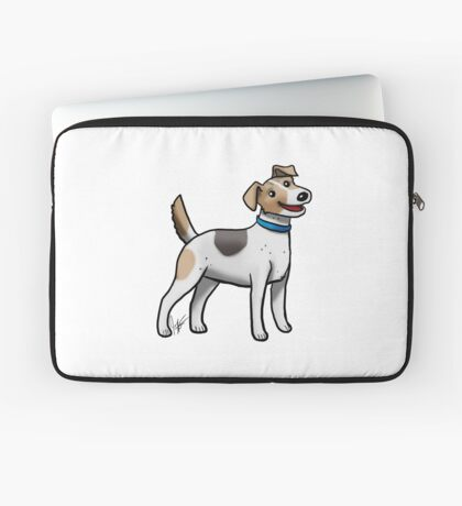 Jack Russell Terrier Laptop Sleeve