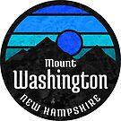 Mount Washington New Hampshire Hiking Climbing by MyHandmadeSigns