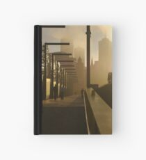 The Streets of Melbourne Hardcover Journal