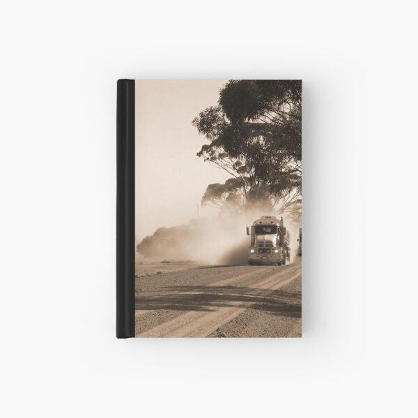 Bulldust Drive Hardcover Journal
