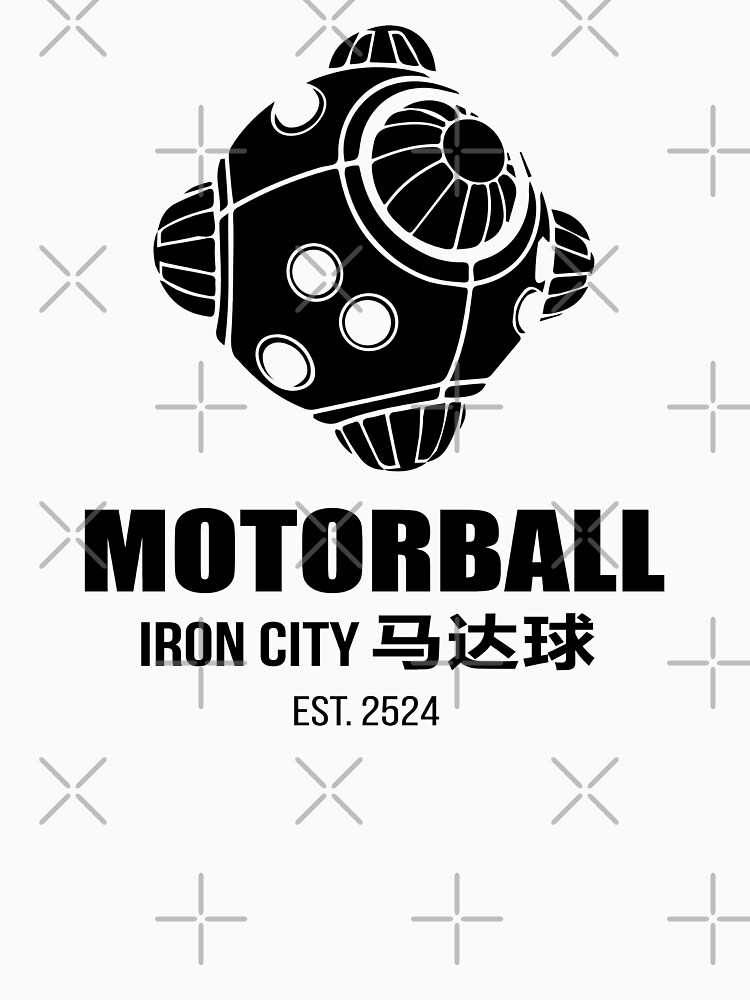 Motorball - Iron City's favourite sport (inspired by Alita) by hopography