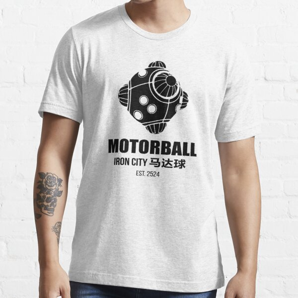 Motorball - Iron City's favourite sport (inspired by Alita) Essential T-Shirt