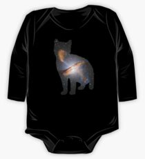 Cat Space One Piece - Long Sleeve