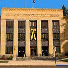 Gallatin County (Montana) Court House by Bryan D. Spellman
