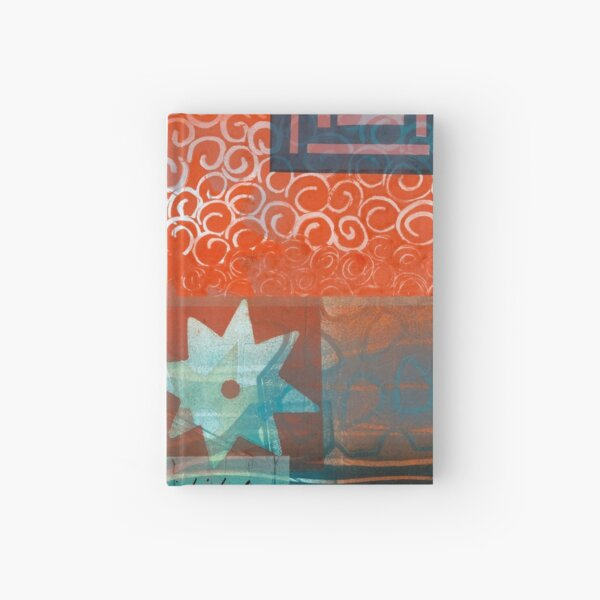 Some stars just want to be alone in the desert Hardcover Journal