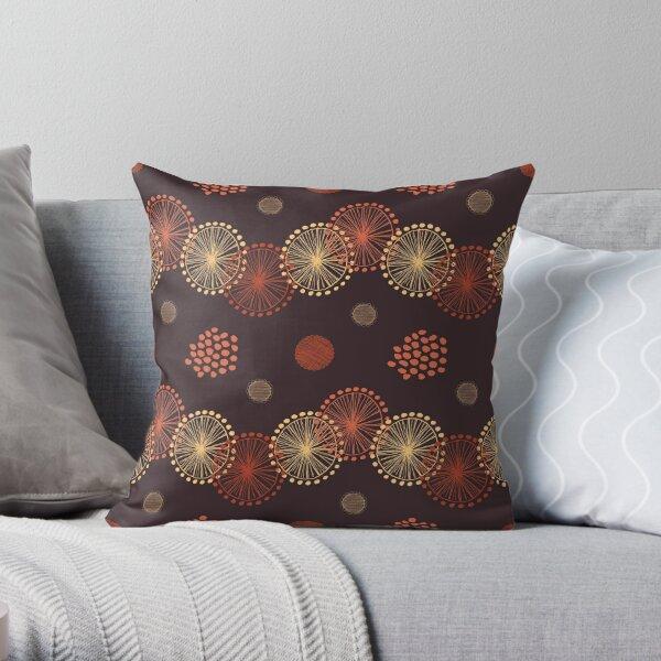 Autumn Dazzler  Throw Pillow