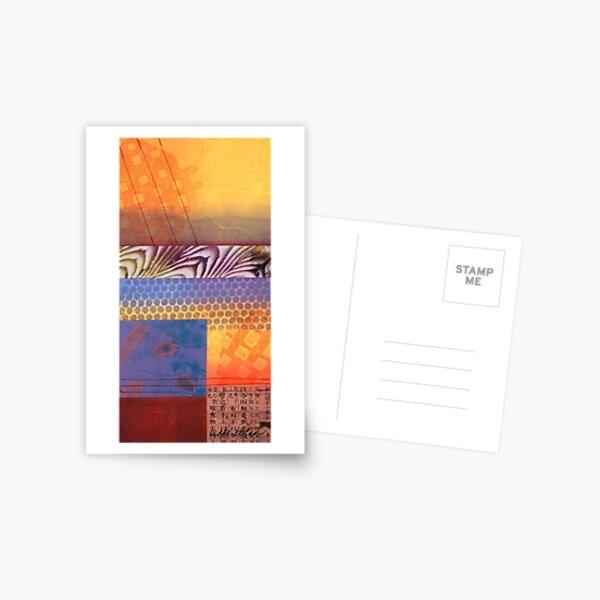 Bells Rejoice in Clef Note Rhapsody Postcard
