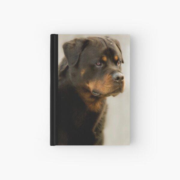 Rottweiler Hardcover Journal