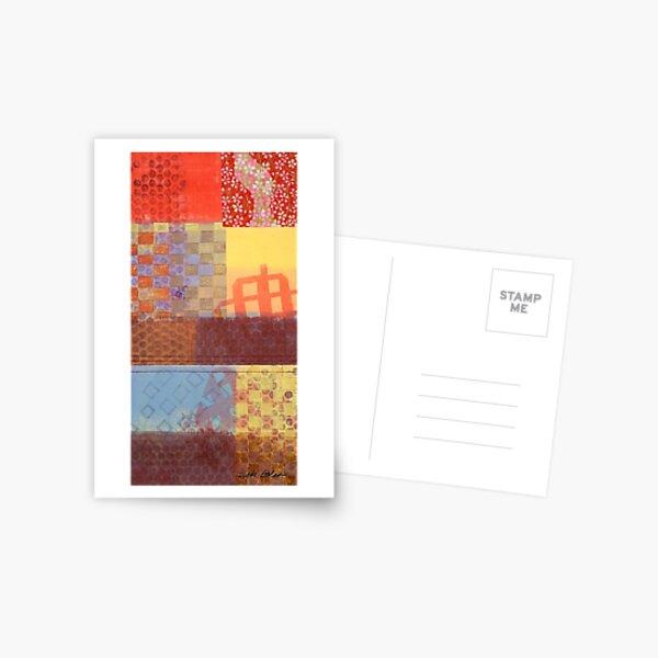 Encapsulation of Joy a Lovers Tonic Postcard