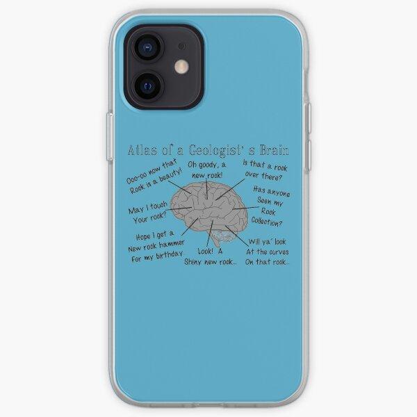 Geologist Humor iPhone Soft Case