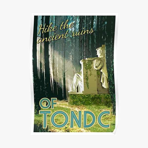 Hike through TonDC Poster