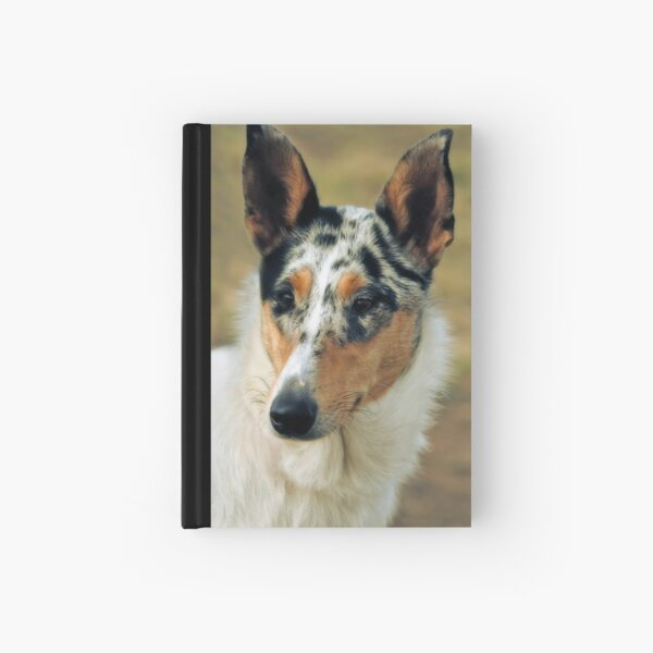 Collie (Smooth) Hardcover Journal
