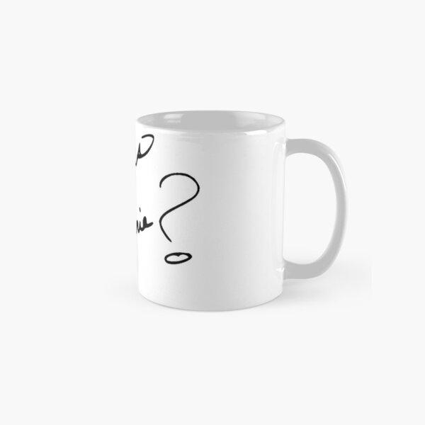 où est donnie individuelle Mug classique