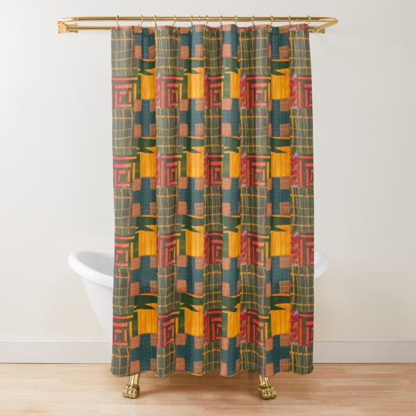 Believability Shower Curtain
