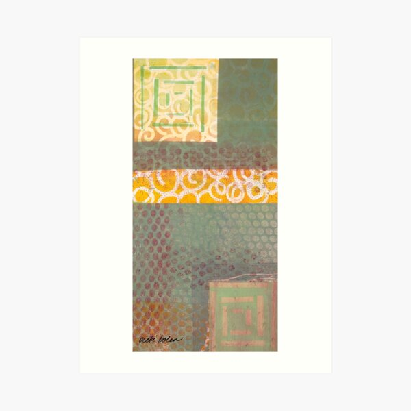 The Projectory of Seurat is not Forsaken Art Print