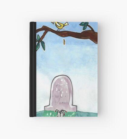 Grave Hardcover Journal