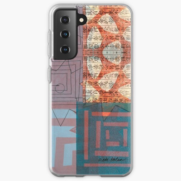 Star Smiling While Walking the Labyrinth Samsung Galaxy Soft Case