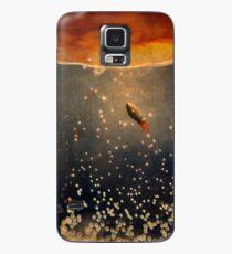 der Sonne entgegen Hülle & Klebefolie für Samsung Galaxy