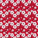 Floral Pattern Spring 04 by Skullz23